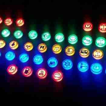 PILOTOS INDICADORES LED