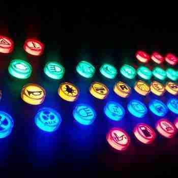 PILOTOS LED INDICADORES