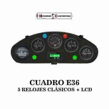 CUADRO BMW E36 CLASICO