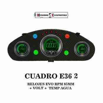 CUADRO RELOJES BMW E36 EVO