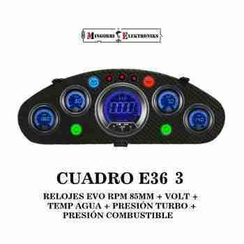 CUADRO BMW E36 EVO