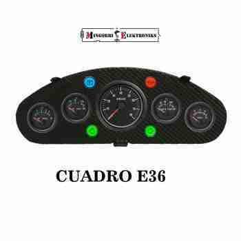 CUADRO BMW E36 CLASICOS