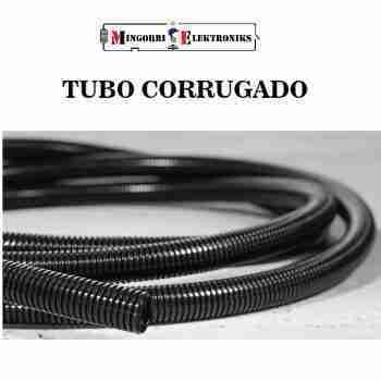 TUBO CORRUGADO PA6