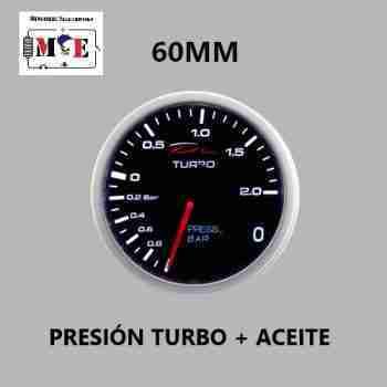 60MM PRESIÓN TURBO + ACEITE
