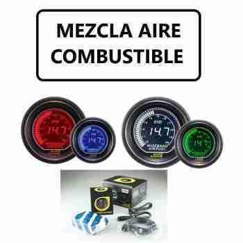 MEZCLA AIRE COMBUSTIBLE