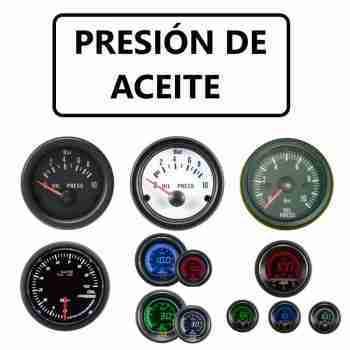 PRESIÓN DE ACEITE