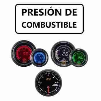 PRESIÓN DE COMBUSTIBLE