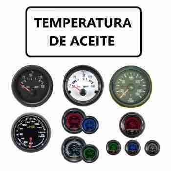 TEMPERATURA DE ACEITE