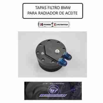 TAPA FILTRO RADIADOR ACEITE M52 m54